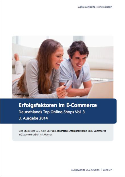 Erfolgsfaktoren im E-Commerce Vol 3_Cover
